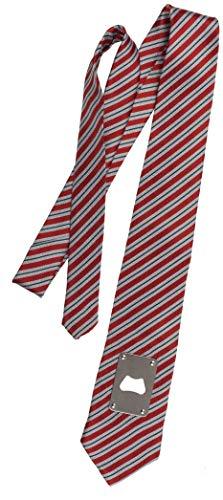 Nodshop- Krawatte Kapselheber 79/4811 rot grün