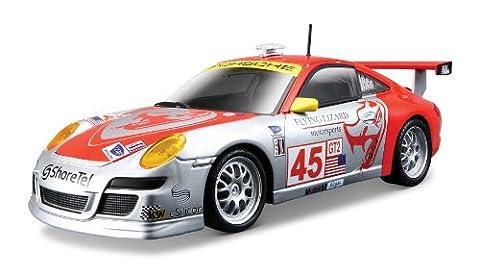 Bburago - 28002s/r - Véhicule Miniature - Modèle À L'échelle - Porsche 911 Gt3 Rsr - Echelle