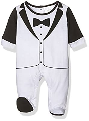 Twins Strampler White Dream, Pijama para Bebés