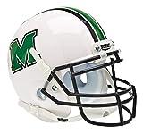 Schutt NCAA Marshall mitreißenden Herde Sammlerstück Mini-Helm