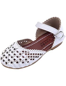 Sandalias de Niña SMARTLADY Niña Princesa Zapatos de vestir
