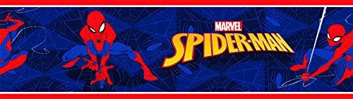 Selbstklebende Bordüre Spidermann 0,14x5m