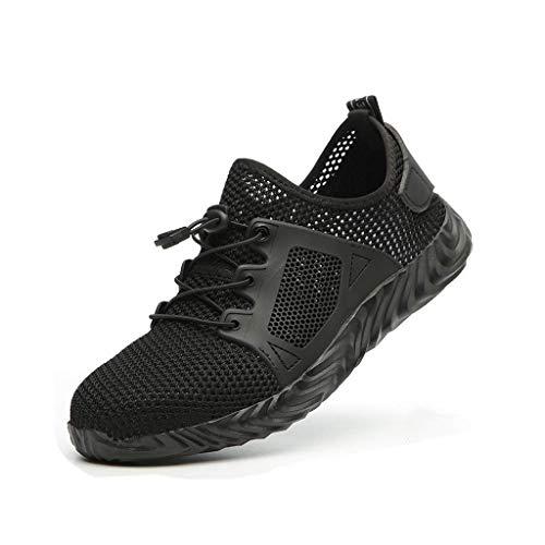 Binggong Casual Sneaker Herren Sportschuhe Shock Absorbing Laufschuhe Atmungsaktiv Leichte Wanderschuhe Trainers Schuhe Männer Low-Top Fitnessschuhe - Leicht 1950 Kostüm