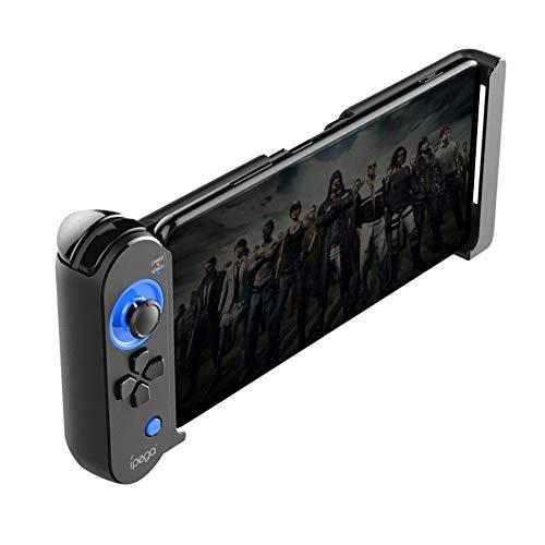 Guomao Einhändiges Bluetooth Gamepad, Peace Elite, Huhn, Artefakt (Farbe : Schwarz) (Spiel Einhorn Wii U)