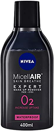 NIVEA, Face, Cleanser, Expert MicellAIR Makeup Remover, 400ml