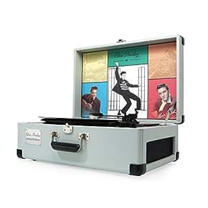Ricatech EP1950 Elvis Presley  Tourne-disque - Blanc