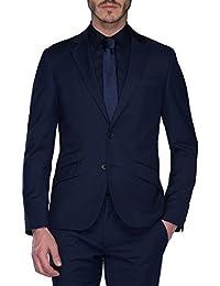 Antony Morato - Elegant Super Slim Fit Blazer - M, Bleu Marine