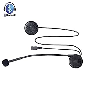 fodsports motorrad helm wireless headset bluetooth. Black Bedroom Furniture Sets. Home Design Ideas