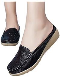 cc88f568e620 Amazon.es: zapato blanco talla 37 - 36 / Zapatos para mujer ...