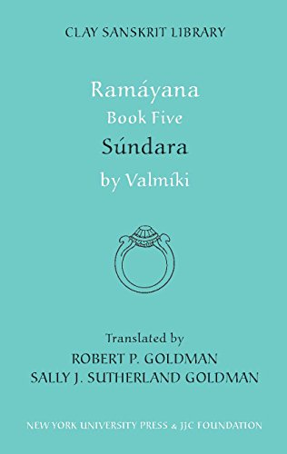 Ramayana Book Five: Sundara: Bk. 5 (Clay Sanskrit Library)