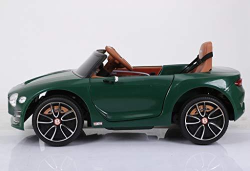 RC Auto kaufen Kinderauto Bild 3: Bentley Elektro Kinderauto / Ledersitz / 2 x 390 Motor / 2 x 6V4AH Batterie / Modell 2018*