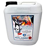 Malamix 17 - di Dr. Lammens - batteri nitrificanti enzimi vitamine Erbe Koi Stagno Salute puramente Biologica