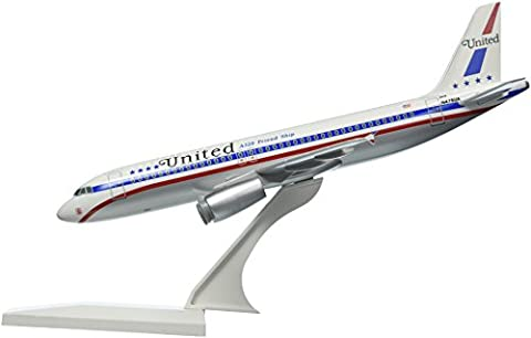 Skymarks SKR605 United Airlines Airbus A320 Friendship 1:150 clip-together model