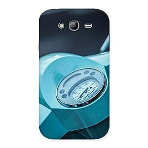 Impressive Scooter Meter Multicolor Back Case Cover for Galaxy Grand Neo Plus