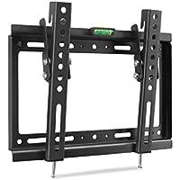 Soporte De Pared para TV para La Mayoría De 36-82cm Flat TV Capacidad De Carga 25kg Incluye Nivel Burbuja para Facilitar La Instalación Suptek MT3202