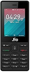 Colour:black get your jiophone; just pay security deposit of 1,500. Unlimited voice and ; data at 49 for 28 days | 4g volte with hd voice calls and video calling. Access to jio apps - 1 cr+ songs with jiomusic, 6000+ movies with jiocinema, 400+ chann...