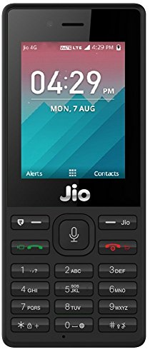 Reliance Retal Jio Phone (Black)