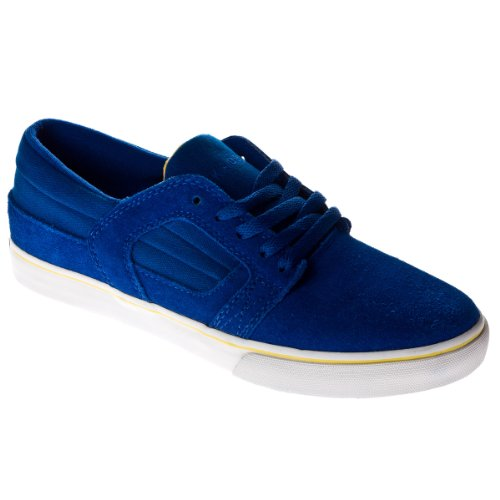 Sneaker Supra Skylow II royal blue suede/canvas Q9mg4HWX
