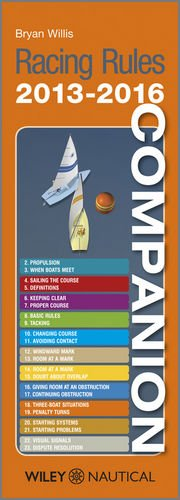 The Racing Rules Companion 2013-2016 (Practical Companions)