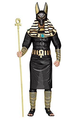 Ägyptischer Gott Kostüm - Anubis the Egyptian God Adult Costume