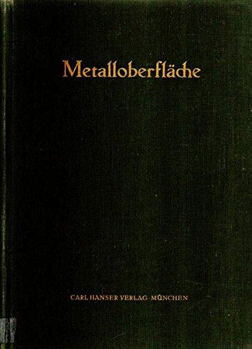 Metalloberfläche.