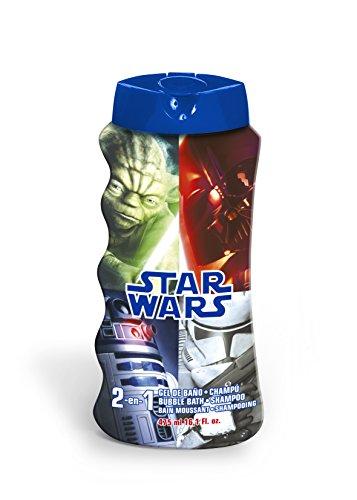 Star Wars Gel Douche/Shampooing 2 en 1 475 ml