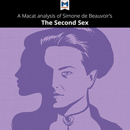 A Macat Analysis of Simone de Beauvoir's The Second Sex (Second Sex, Simone De Beauvoir)