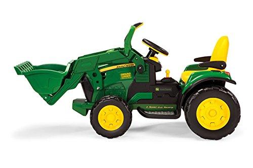 🥇john deere ground loader kinder elektro traktor von peg