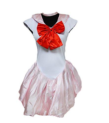 Faschingskostüme Damen Kostüm Karnevalskostüme Cosplay Cheerleader Kostüm Dirndl Midi Kurz Kleider Halloween Kostüm Mädchen (Kinder Sailor Moon Kostüme)