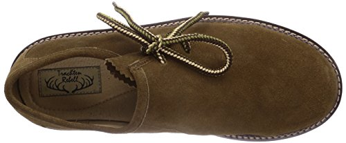 Trachtenrebell Sepp, Chaussures Oxford Homme Marron (altgold)