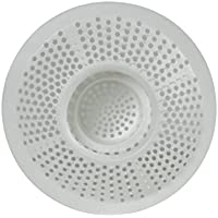 Evri Bath & Shower Plug Hole Hair Trap stopper & collector, Large Strainer.