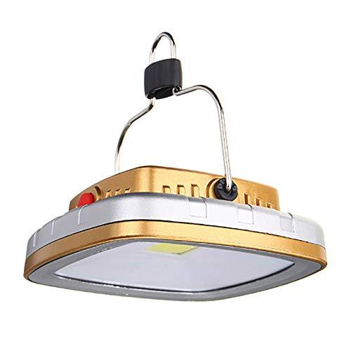 Outdoor Portable Cob Solar Laternen Led Zelt Camping Lampe Usb Taschenlampe Akku Zelt Licht Hängen Haken Lampe