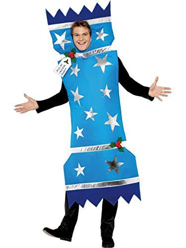 erdbeerclown - Herren Männer Kostüm Knallbonbons Bonbons Geschenk, Sugar Sweets Present Gift, perfekt für Weihnachten Karneval und Fasching, M, - Knallbonbon Kostüm