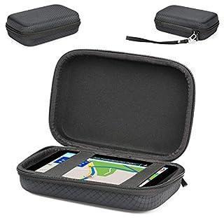 MOELECTRONIX HQ Navigation Tasche Navi Schutz Hülle Etui Case Cover für Tomtom Go Basic 5'' Zoll