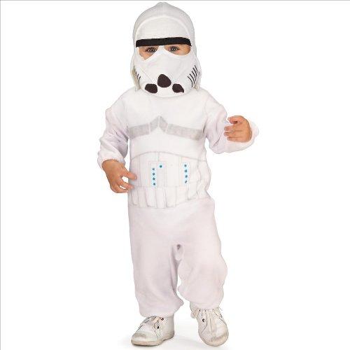 Rubie's Stormtrooper Kostüm Baby (Baby Stormtrooper Kostüm)