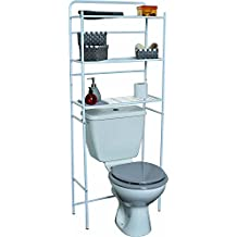Meuble rangement wc - Meuble haut toilette ...