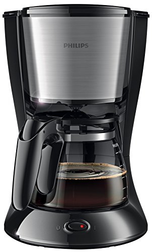 Philips  HD7457/20 1000-Watt Coffee Maker (Black)