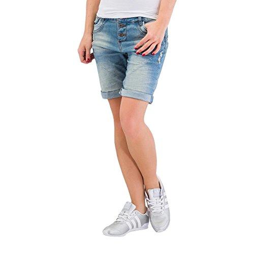 fresh-made-boyfriend-jeans-jeans-shorts-used-look-fur-damen-top-qualitat-und-tragekomfort-dank-hohem