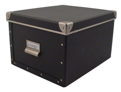 Cargo Naturals Regal Box, 7-3/4von 12-1/2von 10-1/2 Graphit