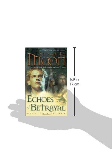 Echoes of Betrayal (Paladin's Legacy)