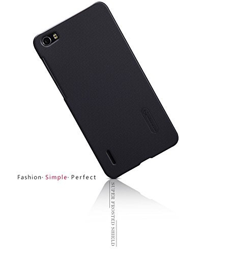 Nillkin Super Frosted Shield Hard Back Cover Case For Huawei Honor 6 – Black