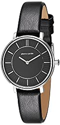 Pierre Cardin Analog Black Dial Mens Watch-PC107872F02