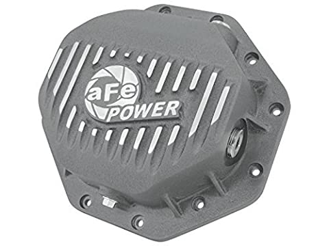 aFe Power 46-70270 Dodge Ram Rear Differential Cover (Raw; Street