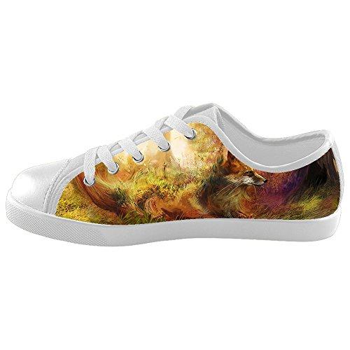 Dalliy Fox Kids canvas Footwear Sneakers Shoes Chaussures de toile Baskets A