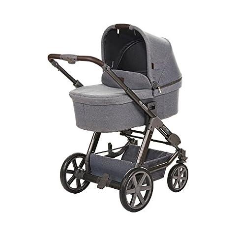 ABC Design Condor 4 - Kombikinderwagen - Komplett-Set 2in1 - inkl. Babywanne & Sportwagen (Mountain)