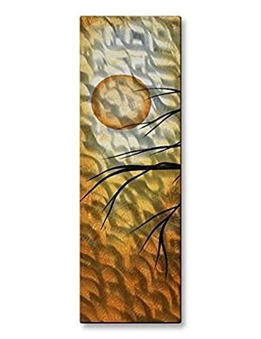 Contemporary Metal Wall Art Sculpture Painting, Modern Home Decor, Abstract Wall Hanging