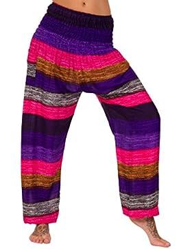 Pantalones harén–ALADDIN pantalo