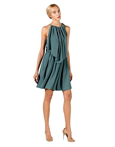 emma-fischer-vestido-para-mujer-verde-verde-x-small