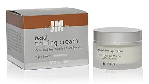 Jericho Dead Sea JM Facial Firming Cream (Anti-Wrinkle) 50g 1.76oz