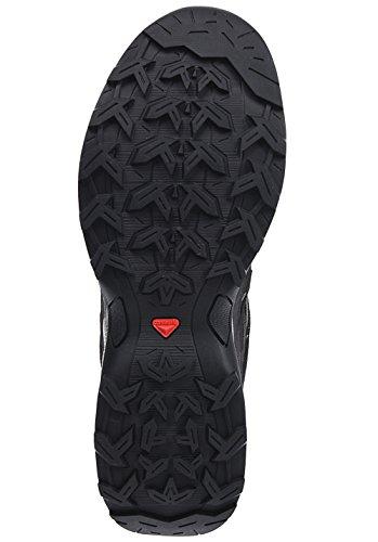 Salomon L39356900, Chaussures de Course de Trail Homme Grau (Magnet/Black/Monument)